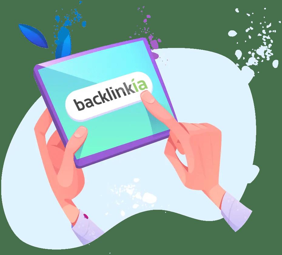 Backlinkia link building services